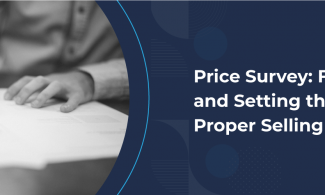 Price Survey Finding and Setting the Most Proper Selling Price