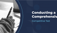 Conducting a Comprehensive Competitive Test