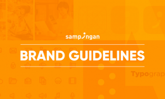 brand guideline sampingan